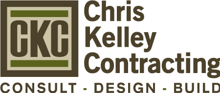 Chris Kelley Contracting Logo